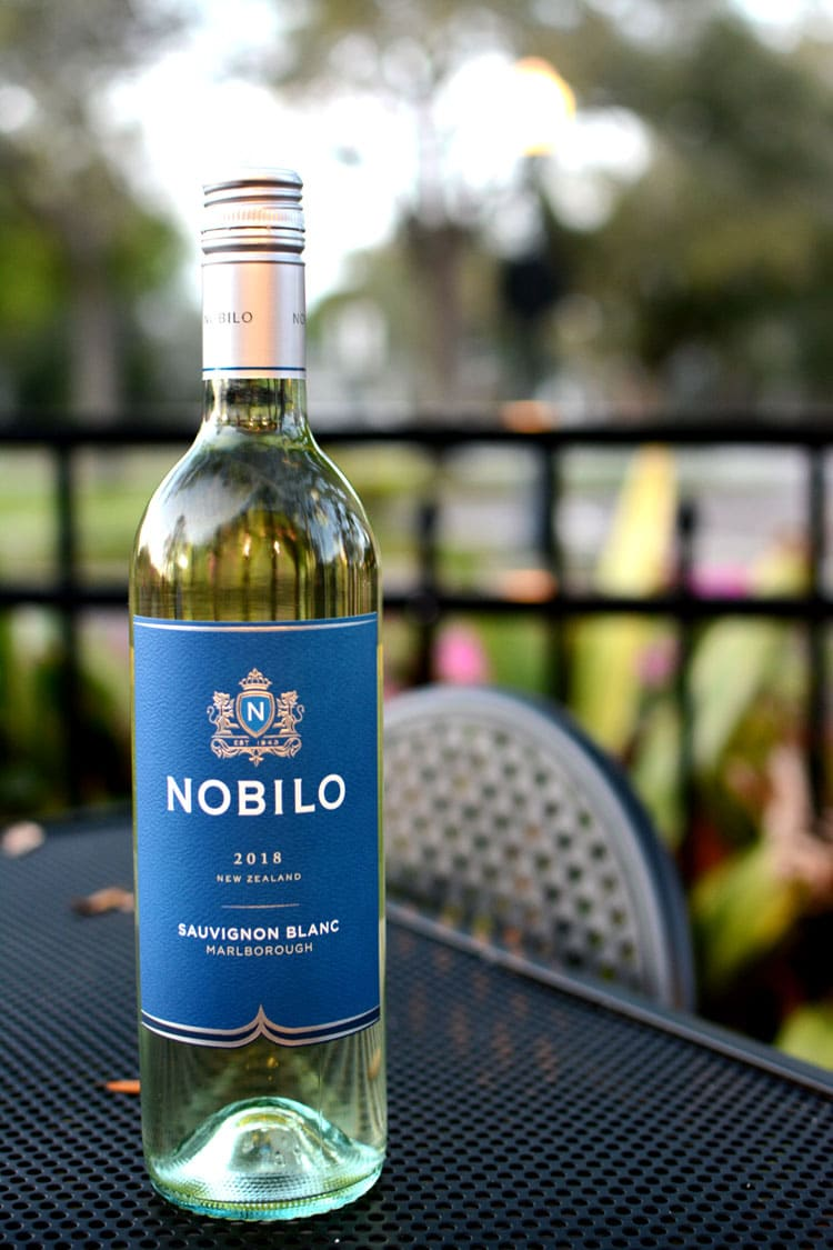 Empowered Princess Podcast Wine Pairing - Nobilo Sauvignon Blanc from Malborough New Zealand Paired with Frozen